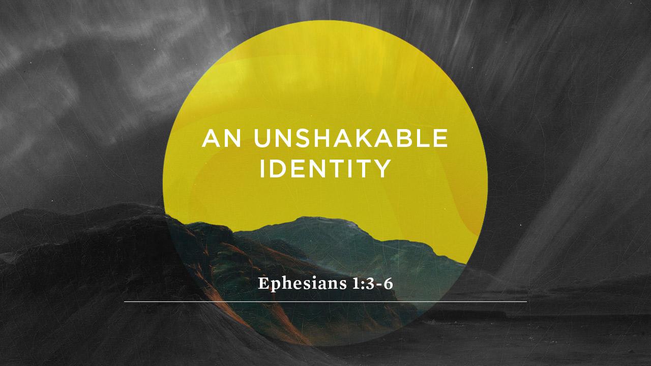 An Unshakable Identity
