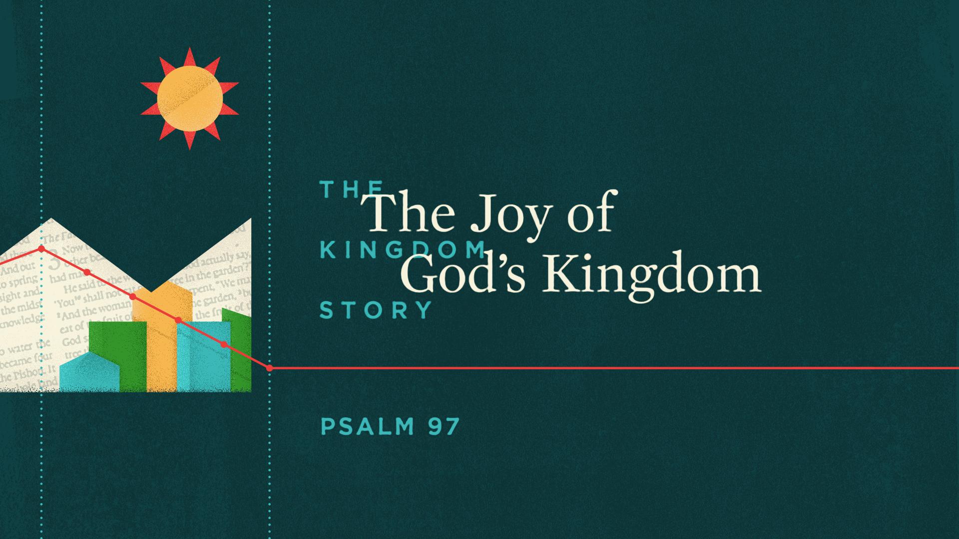 The Joy of God's Kingdom