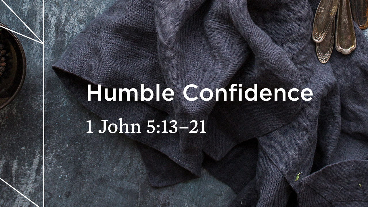 Humble Confidence