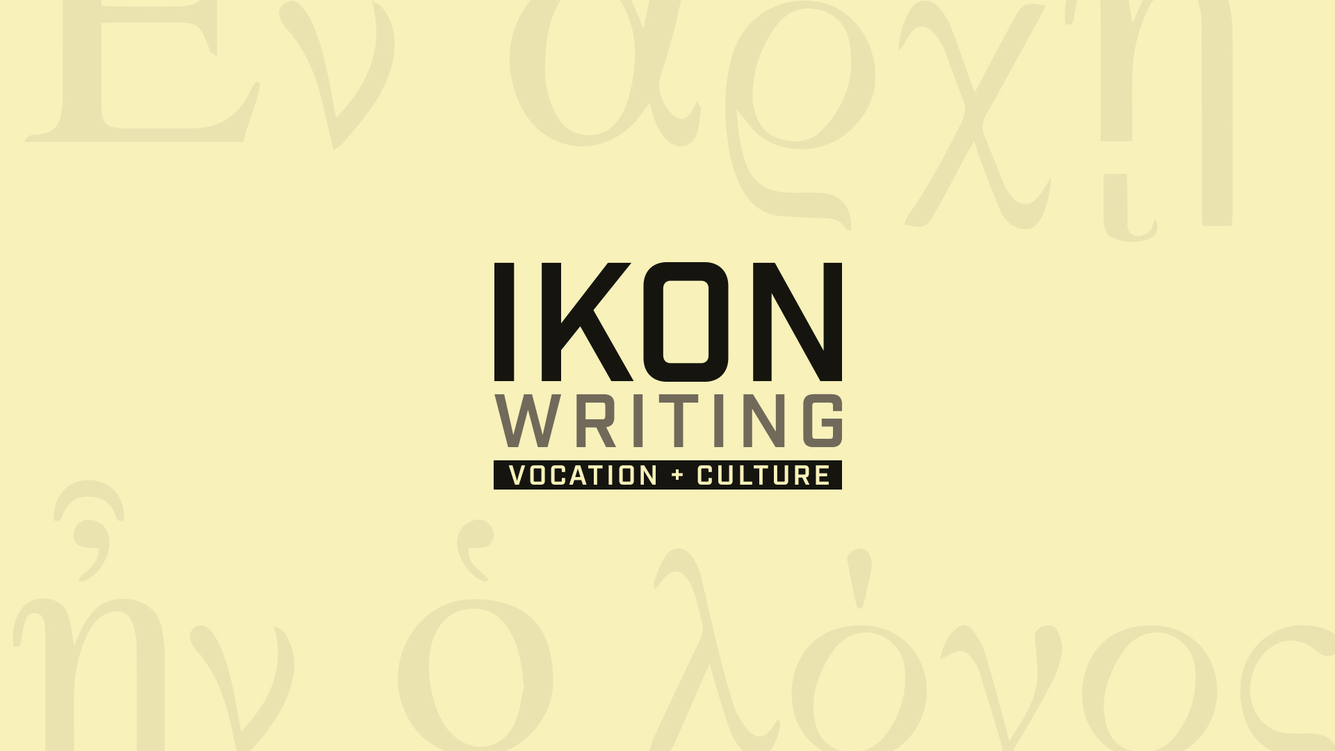 IKON | Convocation