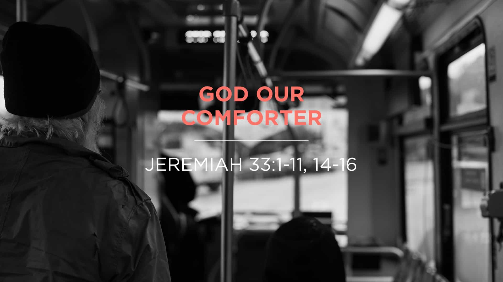 God Our Comforter
