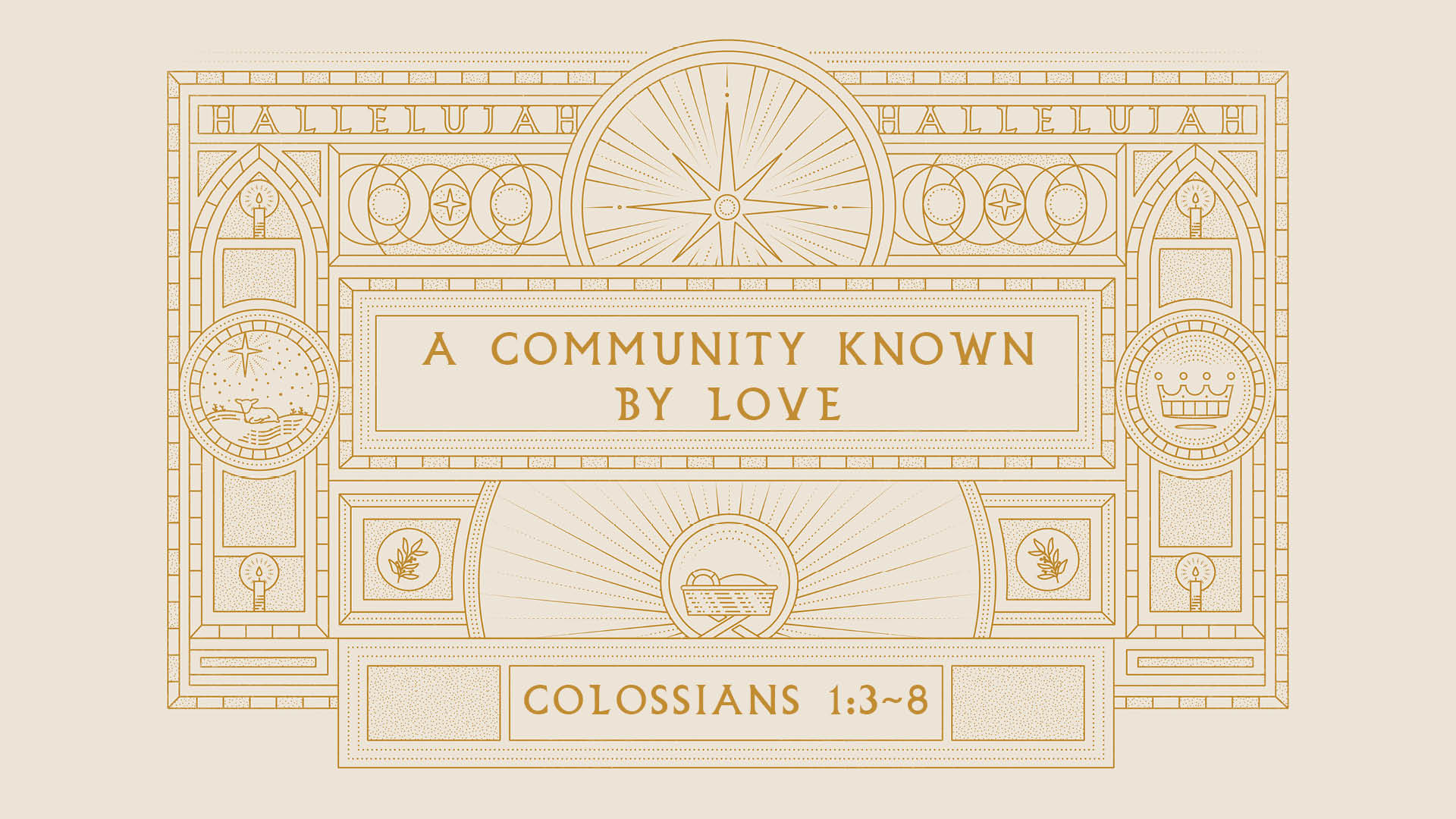 A Community Known by Love
